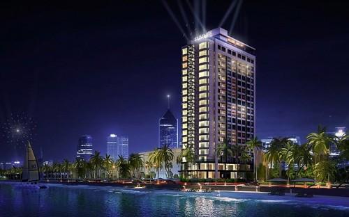 Thiết kế kiến trúc khách sạn Nguyễn Sơn